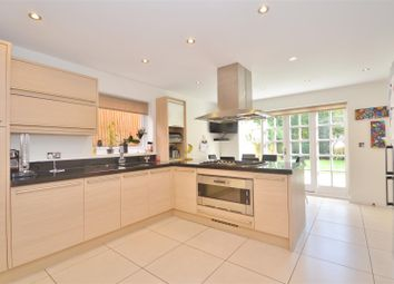 Thumbnail 5 bed detached house for sale in Haydon Dell, Bushey