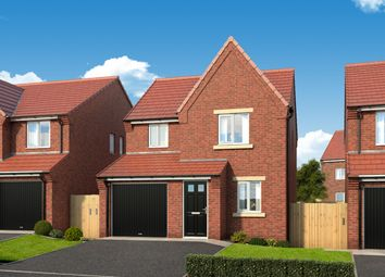 "Thumbnail 3 bed property for sale in ""The Redwood"" at Dunblane Crescent, West Denton, Newcastle Upon Tyne"