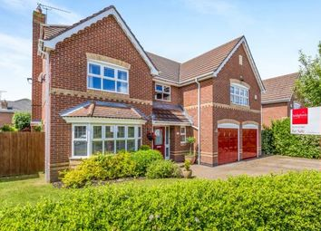 Thumbnail 5 bed detached house for sale in Boden Drive, Willaston, Nantwich, Cheshire