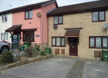 Thumbnail 2 bed terraced house to rent in 68 The Hollies, Brynsadler, Pontyclun