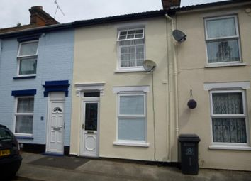 Thumbnail 2 bed property to rent in Ashley Street, Ipswich