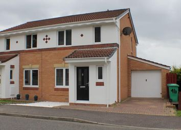 Thumbnail 2 bedroom semi-detached house to rent in Letham Way, Dalgety Bay, Dunfermline