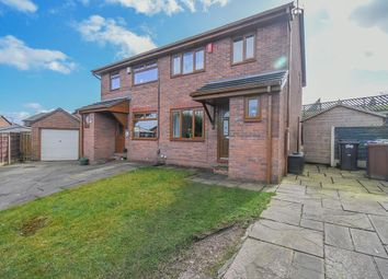 3 bed semi-detached house for sale in Wham Brook Close, Oswaldtwistle, Accrington BB5