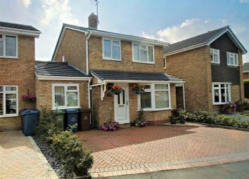 Thumbnail 3 bed link-detached house for sale in Shelmore Way, Gnosall, Stafford