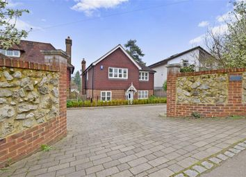 Thumbnail 4 bed detached house for sale in Queens Road, Maidstone, Kent