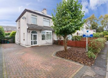Thumbnail 3 bed semi-detached house for sale in Catsash Road, Langstone, Newport.