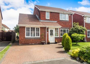 Thumbnail 4 bedroom detached house for sale in Rydal Close, Killingworth, Newcastle Upon Tyne