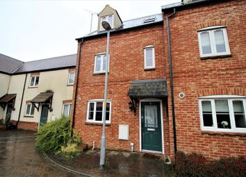 Thumbnail 3 bed town house for sale in Smith's Court, Purton, Swindon