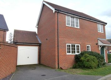 Thumbnail 4 bed semi-detached house to rent in Honesty Close, Sittingbourne