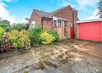 Thumbnail 3 bedroom semi-detached bungalow for sale in Meredith Road, Hellesdon, Norwich