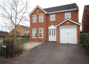 Thumbnail 4 bed detached house for sale in Wright Way, Stoke Park, Bristol