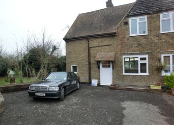 Thumbnail 3 bed semi-detached house to rent in Church Lane, Gravesend