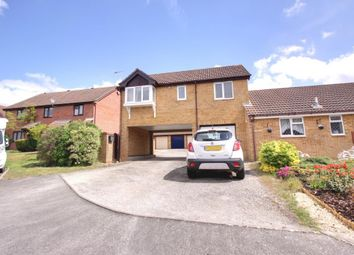 Thumbnail 1 bed flat to rent in Harcombe Close, Poole
