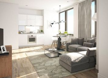 Thumbnail 1 bed flat for sale in The Landmark, Park West Street, Luton, Bedfordshire