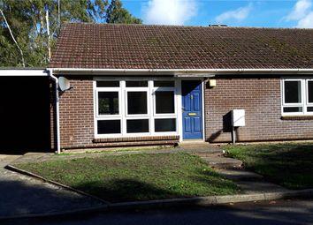 Thumbnail 2 bed bungalow to rent in Ipswich Avenue, Sutton Heath, Woodbridge