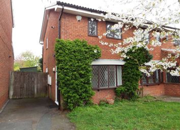 Thumbnail 2 bed semi-detached house to rent in Raddlebarn Farm Drive, Selly Oak, Birmingham