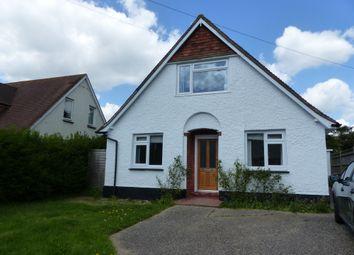 Thumbnail 4 bedroom detached house to rent in Felpham Way, Felpham, Bognor Regis
