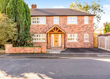 Thumbnail 4 bedroom semi-detached house for sale in Flowery Fields, Woodsmoor, Stockport