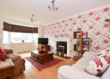 Thumbnail 3 bed detached house for sale in Downs Valley Road, Woodingdean, Brighton, East Sussex
