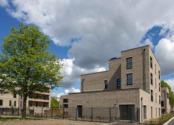 Thumbnail 1 bed flat for sale in St Johns Quadrant, Pollokshields