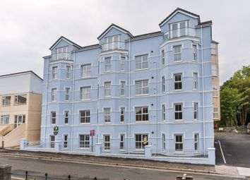 Thumbnail 2 bedroom flat to rent in Rental Wellington House Waterloo Road, Ramsey, Isle Of Man