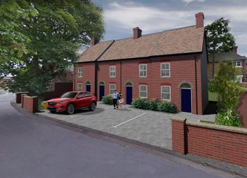 Thumbnail 2 bedroom terraced house for sale in Plough Road, Wellington, Telford