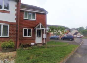 Thumbnail 2 bed terraced house to rent in Mallard Close, Dorcan, Swindon
