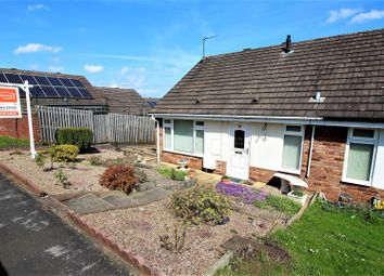 Thumbnail 1 bed terraced bungalow for sale in Madden Close, Rugeley