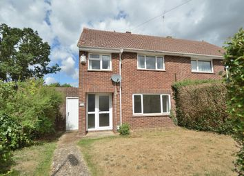Thumbnail 3 bed semi-detached house for sale in Westfield Crescent, Chandler's Ford, Eastleigh
