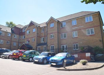 Thumbnail 1 bed flat for sale in Saddlers Court, Epsom