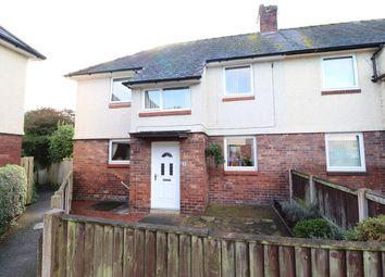 Thumbnail 3 bed semi-detached house for sale in Ferguson Place, Longsowerby, Carlisle
