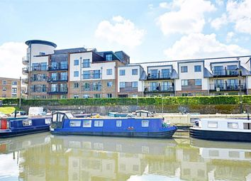 Thumbnail 2 bed flat for sale in The Waterfront, Hertford
