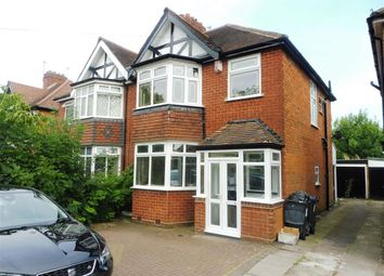 Thumbnail 3 bed semi-detached house to rent in Wake Green Road, Moseley, Birmingham