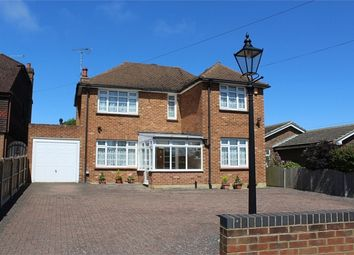 Thumbnail 3 bed detached house for sale in Maidstone Road, Wigmore, Kent