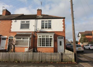 Thumbnail 2 bed end terrace house for sale in Cleveland Road, Hinckley