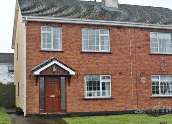 Thumbnail 3 bedroom semi-detached house for sale in Kilmanaghan Lodge, Clara, Offaly