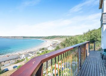 Thumbnail 3 bed detached house for sale in Sennen Cove, Penzance, Cornwall
