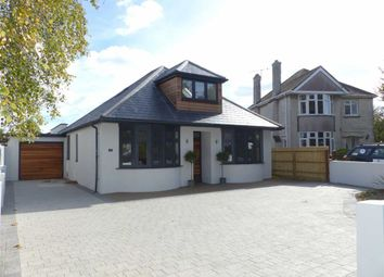Thumbnail 4 bed detached bungalow for sale in Stirling Road, Weymouth, Dorset