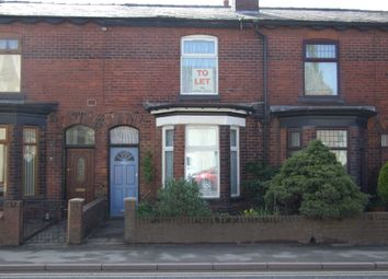 Thumbnail 2 bedroom terraced house to rent in Station Road, Blackrod, Bolton