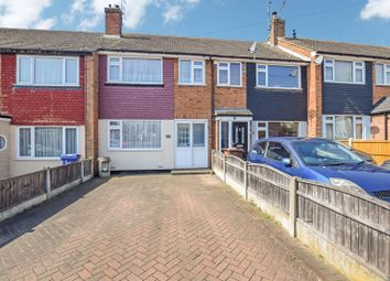 Thumbnail 3 bed terraced house for sale in Larkswood Road, Corringham, Stanford-Le-Hope