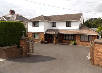 Thumbnail 4 bed detached house for sale in Dulais Road, Seven Sisters, Neath, Neath Port Talbot.