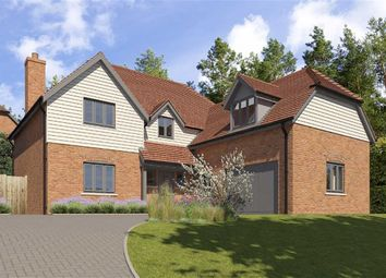 Thumbnail 4 bedroom detached house for sale in Oaklands Rise, Welwyn, Hertfordshire