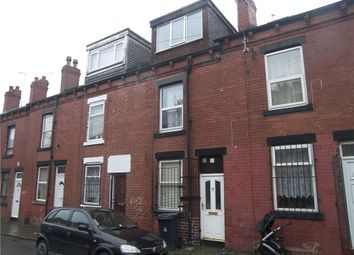 Thumbnail 3 bedroom terraced house for sale in And 29B Belvedere Avenue, Beeston, Leeds, West Yorkshire