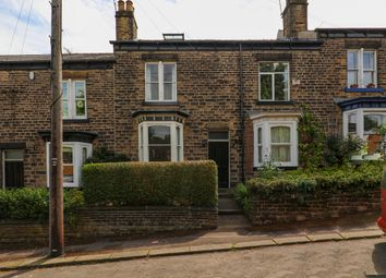 Thumbnail 3 bedroom terraced house for sale in Milton Road, Sheffield