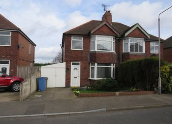 Thumbnail 3 bed semi-detached house for sale in Cator Road, Pleasley, Mansfield