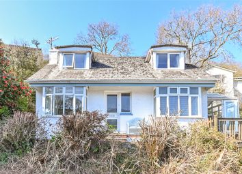 West Looe Hill, Looe, Cornwall PL13. 3 bed bungalow for sale