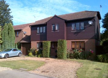 Thumbnail 4 bed property to rent in Harlings, Hertford Heath, Hertford