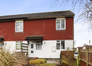 Thumbnail 2 bed end terrace house for sale in Oak Close, Tidworth