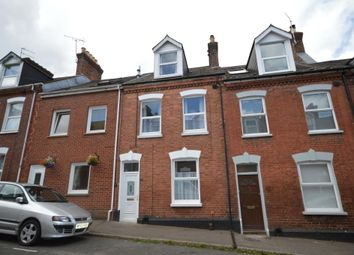 Thumbnail 4 bedroom terraced house to rent in Portland Street, Newtown, Exeter