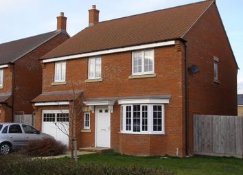Thumbnail 4 bedroom detached house to rent in Greenhaze Lane, Cambourne, 5Ef, Cambourne